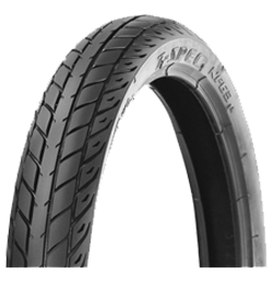 ยางนอก 70/90-17 (IRC) NF63 BZ (NEW WAVE RS) TT